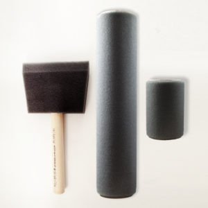 Poly Brushes & Rollers